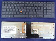 Clavier Qwerty PO Portugais HP 8560w 9Z.N6GBF.106 55011RP00-035-G 652683-131