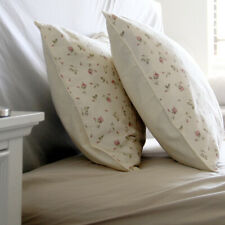 USA sellers  Floral Set of 2 Pillow Case Super Soft Premium Set Standard Queen