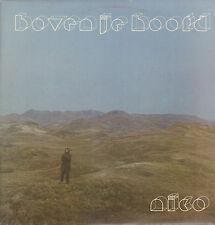 NICO DENHOORN - BOVEN JE HOOFD (RARE 1980 DUTCH FOLK VINYL LP)