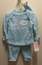 Brand New Boy's Swiggles Sleep Thief Shirt, Pants & Cap 3 pc. Set 6-9 months