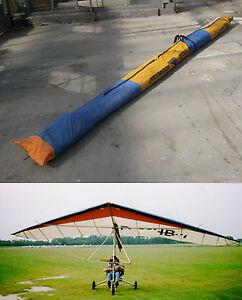 Tragfläche Ul Flieger Ultraleicht Flugzeug echtes Flugzeug Ultraleichtflieger