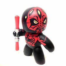 """STAR WARS Mighty Muggs DARTH MAUL (Bare chested) 6"""" toy figure, unboxed"""