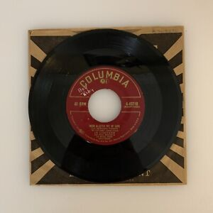 Jo Stafford With A Little Bit Of Luck One Little Kiss 45 Record Columbia Records