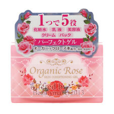 Meishoku Japan Organic Rose Skin Conditioning Gel 90g