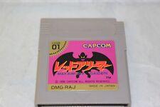 Gargoyle's Quest  Red Arremer Makai-Mura Gaiden Japan Import Game Only NA Seller