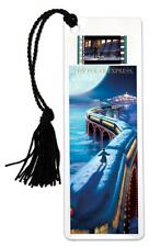 POLAR EXPRESS 2004 Musical Fantasy MOVIE Plastic Laminate FILM CELL BOOKMARK New