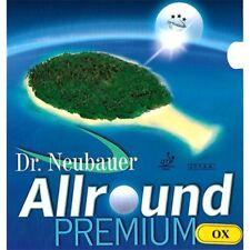 Rubber Long Pimples Dr.Neubauer Allround Premium OX Red