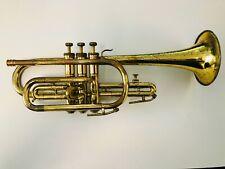 Alte Trompete Kornett