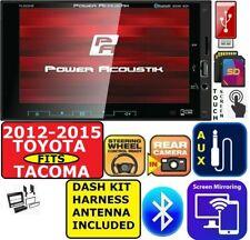 FOR 2012-15 TOYOTA TACOMA AM/FM BLUETOOTH USB AUX CAR RADIO STEREO W/ MIRRORING