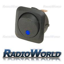 LED Blu Illuminato Rocker Interruttore ON/OFF 12 V 25 A LUCE Dash per Auto Furgone