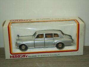 Rolls Royce Phantom IV - Tomica Dandy DJ-006 Japan 1:43 in Box *50762