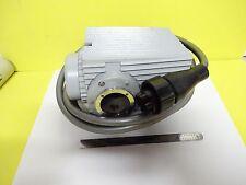 Microscopio Parte Zeiss Luz Illuminator Hbo 50W No Probado Óptica como Es