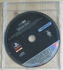 Rescue Shot - Promo Gioco Completo - New - PlayStation 1 - PSX