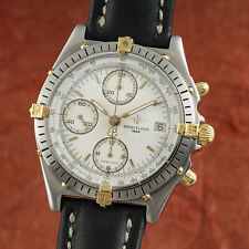Breitling Chronomat Stahl / Gold Chronograph Automatik Herrenuhr Ref. B13048