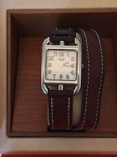 Authentic Classic Hermes Cape Cod PM Double Tour Ladies Watch
