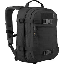 Wisport Sparrow 20 II Rucksack Police MOLLE Backpack Army Security Daypack Black