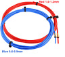 Teflon Mig Torch Liner for Aluminium Welding - 3 or 4 Metre, All Torch Sizes