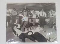 Muhammad Ali & Beatles Autograph 16x20 Signed Photo - FREE Shippi7