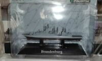 Brandenburg, WW1, WW2, 1:1250 Scale Battleship