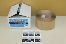 """Roof Kit Rubber Roofing 3 """"x 50' Seam Tape MN-T1 RK-10 NEW (Loc:B7)"""