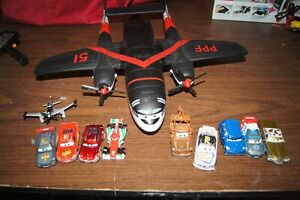 Disney Planes Fire Rescue - CABBIE PPF 51 w/ diecast Cars characters