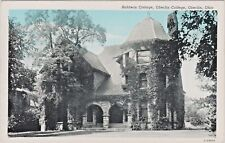 """Baldwin Cottage at Oberlin College in Oberlin, Ohio - """"C.T. Blue Sky"""" Post Card"""
