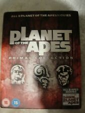 Planet of the Apes: Primal Collection Blu-ray (2014) Charlton Heston, Schaffner