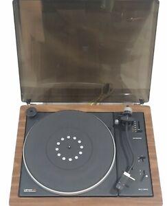LENCO L80 platine Vinyle Vintage  Testée Fonctionne TBE made in switzerland