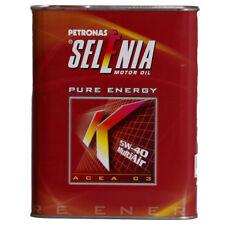 OLIO SELENIA K PURE ENERGY SAE 5W-40 ACEA C3 CONFEZIONE LT.1 PER MOTORI MULTIAIR