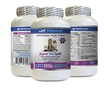 cat oral health - CATS TOTAL HEALTH COMPLEX 1B -  - vitamin c for cats