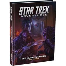 Star Trek Adventures The Klingon Empire Core Rulebook