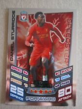 Match Attax Extra 2012/13 - Star Signing card - Daniel Sturridge of Liverpool
