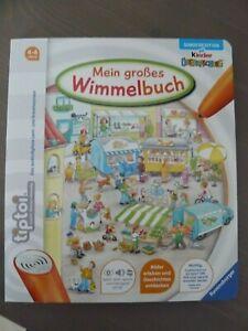 Tiptoi Buch, Wimmelbuch, Sonderedition von kinder Ü-Ei, Ravensburger Tip-toi