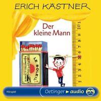 ERICH KÄSTNER - DER KLEINE MANN  CD NEW