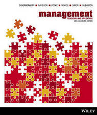 Management Foundations and Applications Asia Pacific+istudy Version 3 Card by...