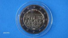 "♣ Pièce 2 euros  MALTE 2012  "" 1887 MAJORITY REPRESENTATIVE  "" sous capsule"