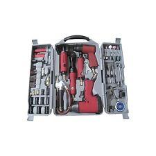 77pc H Duty Power Air Gun Tool Kit Ratchet Wrench Grinder Hammer Hex Socket