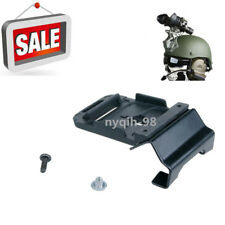 For ACH MICH Helmet NVG PVS-7 14 NV Goggle Helmet Mount W/ Screw Accessory Alloy