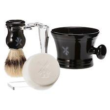 Van Der Hagen Boar Shave 4 Piece Set W/ Soap. Brush, Stand, And Mug