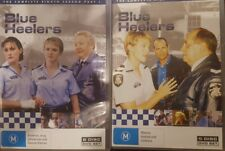 BLUE HEELERS COMPLETE EIGHTH SEASON PART 1 & 2 DELETED RARE PAL DVD COP TV SHOW