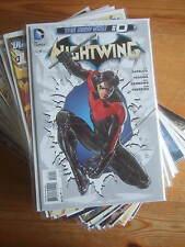 Nightwing #0, 1-30 (1st Print) DC New 52