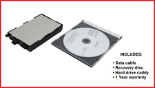 NEW Hard drive caddy • data cable • Recovery Disc for Panasonic Toughbook CF-52