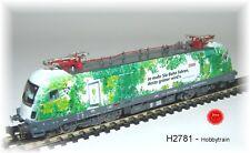 """Hobbytrain 2781 Locomotive électrique Rangées 1016 Siemens Taurus ES64F2 """"Vert"""