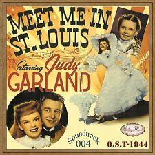 MEET ME IN ST. LOUIS Soundtrack CD #04/100 O.S.T Original 1944 Judy Garland