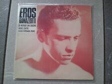 Eros Ramazzotti - Se bastasse una canzone 12'' Disco Vinyl
