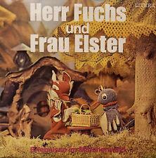 Herr Fuchs und Frau Elster. Erlebnisse im Märchenwald. LITERA/ DDR.