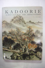 1972 Signed Limited Edition KADOORIE AGRICULTURAL AID ASSOCIATION Hong Kong