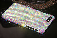 Bling AB Diamond Crystal Case Cover For iPhone 6s 7 8 Plus W/H Swarovski Element