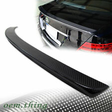 STOCK USA CARBON MERCEDES BENZ C180 C204 COUPE A TYPE TRUNK SPOILER 11-14 C250