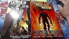2 BOOK LOT/ Daken - Dark Wolverine : No More Heroes/PRIDE COMES BEFORE THE FALL